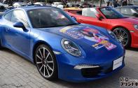 Mさま出力+デザイン依頼-Porsche991にてレースクイーン日向ゆき仕様